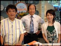 ▲テレビ神奈川(TVK)「ハマランチョ ○○アニマル」での収録風景2